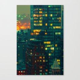 NYC Nights Canvas Print