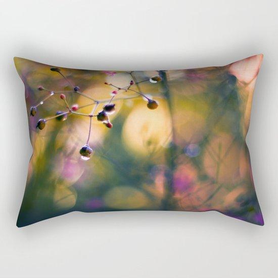 The Rainbow Forest II Rectangular Pillow