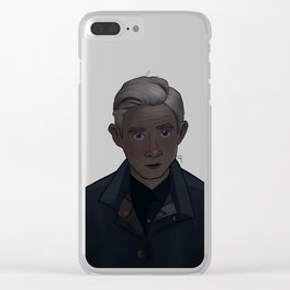 What Did You Do? Clear iPhone Case