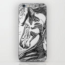 horseseven iPhone Skin