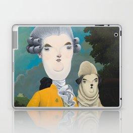 Sir William Pugsworth Laptop & iPad Skin