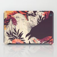 bird iPad Cases featuring Harbors & G ambits by Teagan White