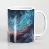 interstellar Mugs featuring Interstellar by jasric