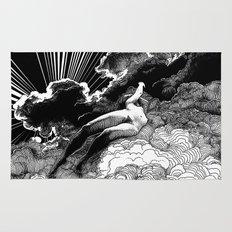 asc 615 - La volupté des formes (The voluptuousness of painting) Rug