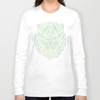 royal Long Sleeve T-shirts featuring Lion (Royal) by Norman Duenas