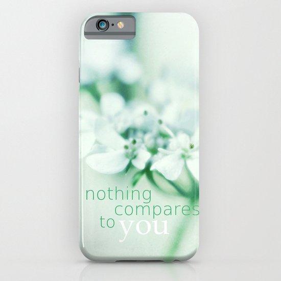 Petit Fleur iPhone & iPod Case