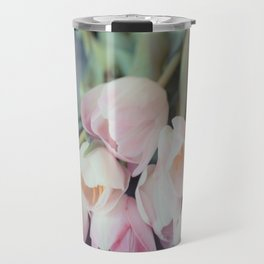 Beautiful Tulips Travel Mug