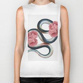 Serpent of love Biker Tank