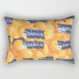 A Delicious Premonition  Rectangular Pillow