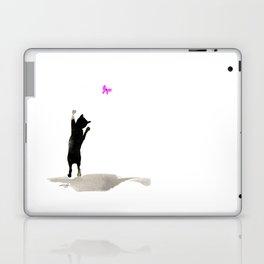 I Love Cats No. 8 by Kathy Morton Stanion Laptop & iPad Skin