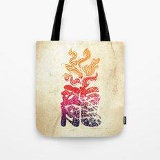 Dragon Flame  Tote Bag