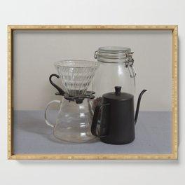 Coffee maker ii Serving Tray