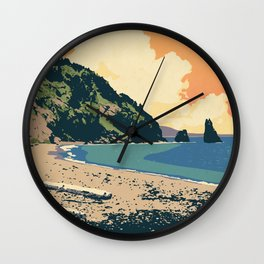 Cape Breton Highlands National Park Wall Clock