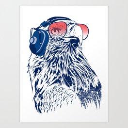 Perfect Pilot Art Print