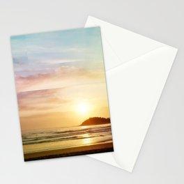Sunrise Rainbow Stationery Cards