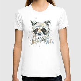 Peekaboo Raccoon T-shirt