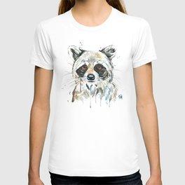 Peekaboo Raccoon T-shirt