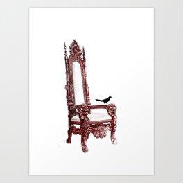 Your Royal Highness Art Print