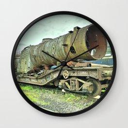 Warwell Boiler Wall Clock