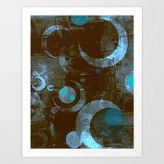 HANDIWORK Art Print