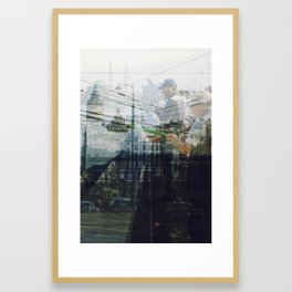 Istanbul 3 X Framed Art Print