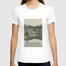Mount Revelstoke National Park T-shirt