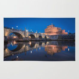 Castel Sant'Angelo Rug