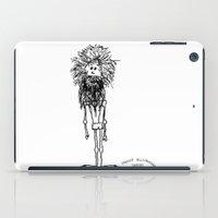 sasquatch iPad Cases featuring SASQUATCH by Maddy Ellwanger