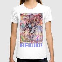 swim T-shirts featuring swim by RADIO