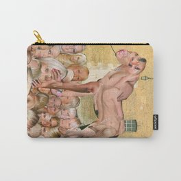 trojan horse of paris Carry-All Pouch
