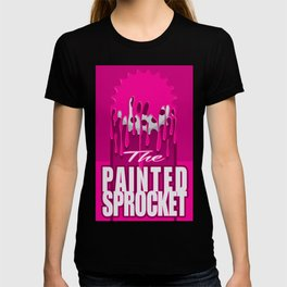 The Painted Sprocket T-shirt