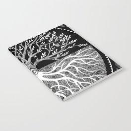 Druid Tree of Life Notebook