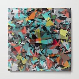 wild triangles 2 Metal Print