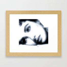 Elizabeth Taylor  2 Framed Art Print