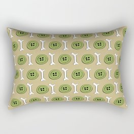 EVENS (pattern) Rectangular Pillow