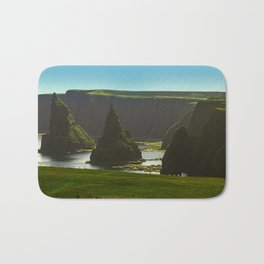 Sea Stacks at Duncansby Head Bath Mat