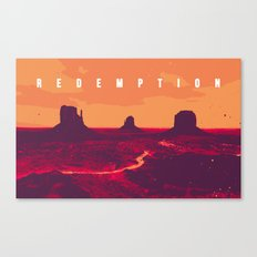 Redemption Canvas Print
