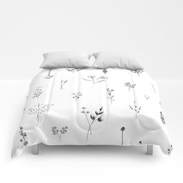 Wildflowers BIG Comforters