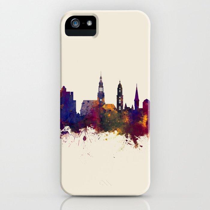 Heidelberg Germany Skyline iPhone Case