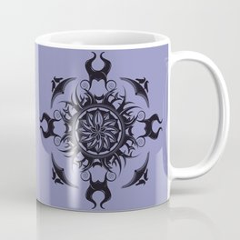 Maleficent Mandala Coffee Mug