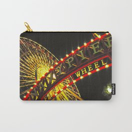 Ferris Wheel at Navy Pier Carry-All Pouch