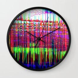 global corruption Wall Clock