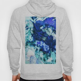 Liquid Abstract Hoody