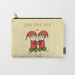 Love Thy Elf Carry-All Pouch