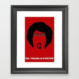 DR FRANK Framed Art Print