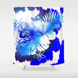 Boho Global Hot Shower Curtain