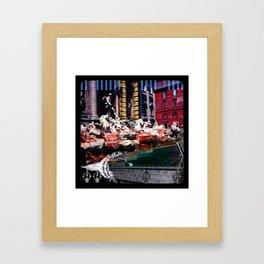 Culture Clash #23 Framed Art Print