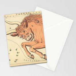 Taurus Stationery Cards