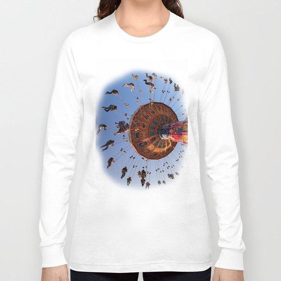 manège couleur Long Sleeve T-shirt