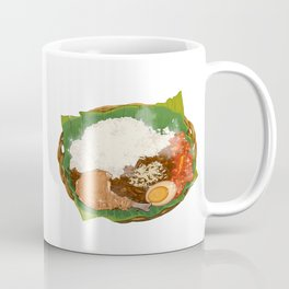 Nasi Gudeg Coffee Mug